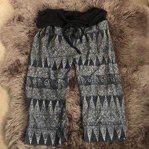 Pants - 💰 Sale! Hand Batiked Thai Pant